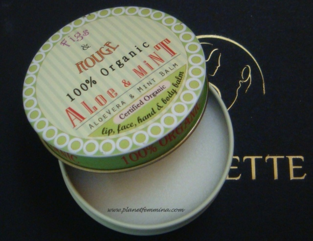 Figs & Rouge Aloe & Mint Balm